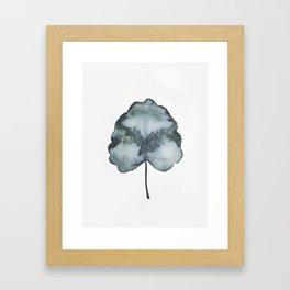 Blad Framed Art Print