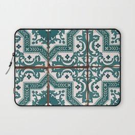 Portuguese Tile Laptop Sleeve