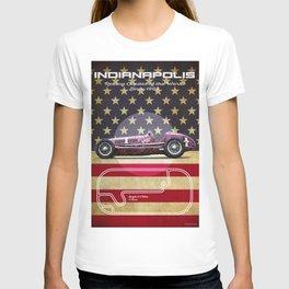 Indianapolis Racetrack Vintage T-shirt