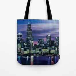 Chicago Tote Bag