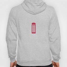 phone booth Hoody