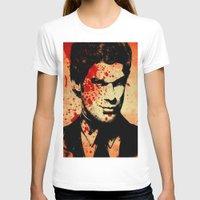 dexter T-shirts featuring Dexter by 2b2dornot2b