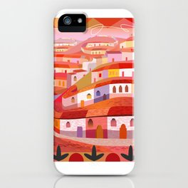Little Sonora (Vertical) iPhone Case