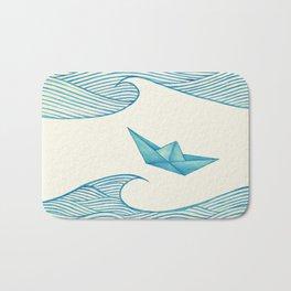 High Seas Bath Mat
