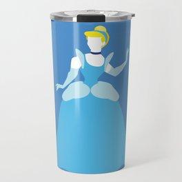 Cinderella Disney Princess Travel Mug