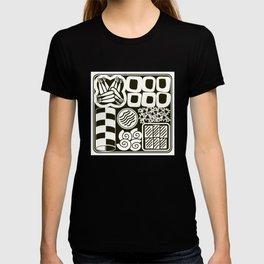 Jubako No2 Monochrome T-shirt