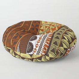 UrbanNesian Fijian Masi Floor Pillow
