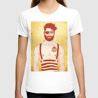 sailor T-shirts featuring Sailor by Ismael Álvarez