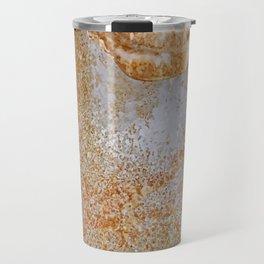 Metal Sheet Surface 2 Travel Mug