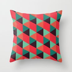ReOrange Throw Pillow