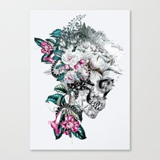 Momento Mori Rev V Canvas Print