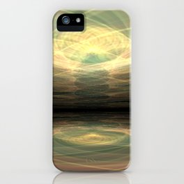 Elegy iPhone Case