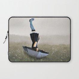 Umbrella melancholy Laptop Sleeve
