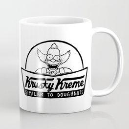 Krusty Kreme Coffee Mug