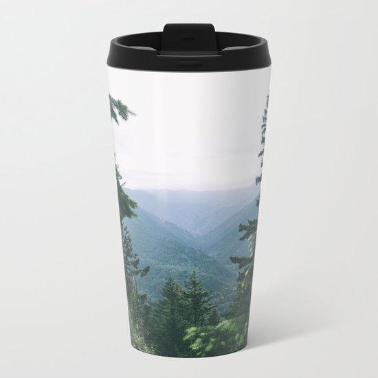 Oregon II Metal Travel Mug