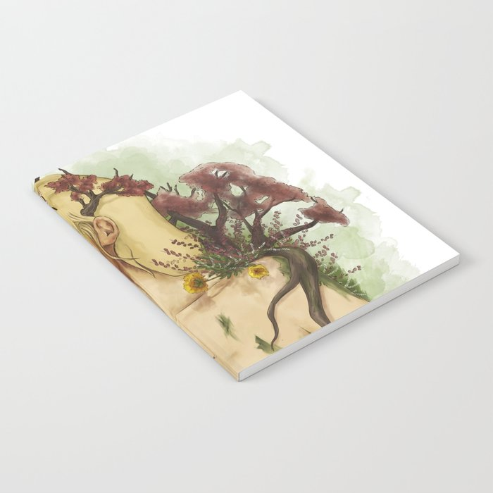Feminine Nature Notebook