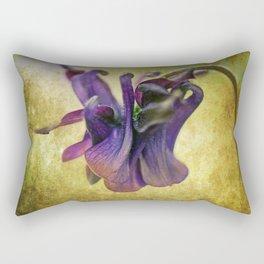 A heart that never hardens... Rectangular Pillow