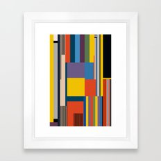BAUHAUS RISING Framed Art Print