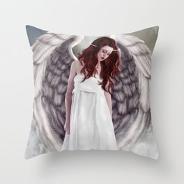 Follow Me Home Throw Pillow