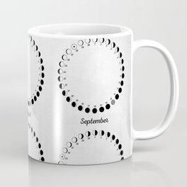 Lunar Calendar 2018 White Coffee Mug