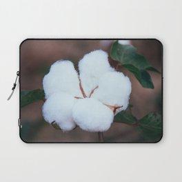 Cotton Flower 3 Laptop Sleeve
