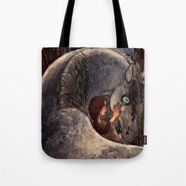 Kelpie & His Lady Tote Bag