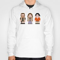 lebowski Hoodies featuring The Big Lebowski  by PixelPower