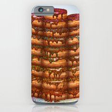 Donuts III 'sparkles&chocolate' Slim Case iPhone 6s