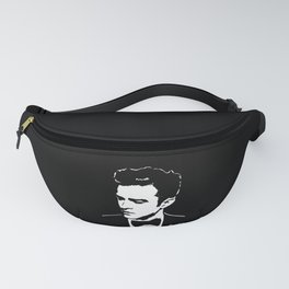 PORTRAIT OF A MUSICIAN AND ACTOR Fanny Pack