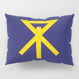 Osaka 大阪 Basic Pillow Sham