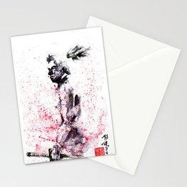 Miyamoto Musashi- Legendary Samurai Stationery Cards