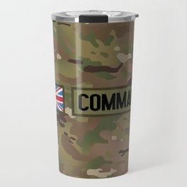 British Flag: Commando Travel Mug