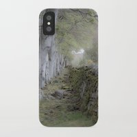 outlander iPhone & iPod Cases featuring The magic between by KClark Photography
