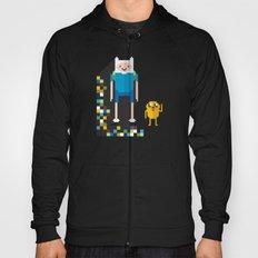 finn the pixel Hoody