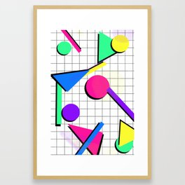 Cool Kidz Framed Art Print