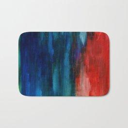 Spring Yeah! - Abstract paint 1 Bath Mat