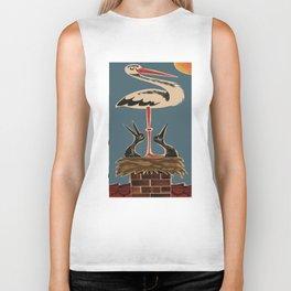 Stork Longshanks Biker Tank