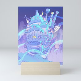 Howl's Moving Castle Mini Art Print
