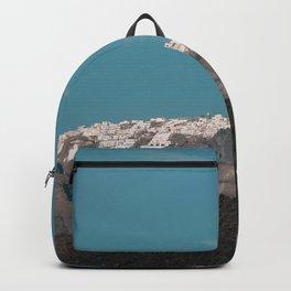 Santorini, Greece9 Backpack