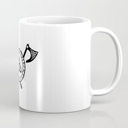Norse Axe - Celtic Knot Coffee Mug