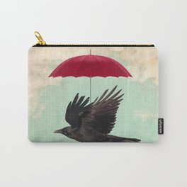 Raven Cover Carry-All Pouch
