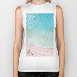 Beach Sunday Biker Tank