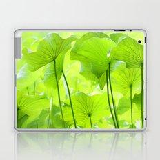 Lotus Leaves Laptop & iPad Skin