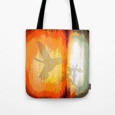 Digital Painting Tote Bag
