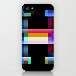 H like Hue and Saturation iPhone Case