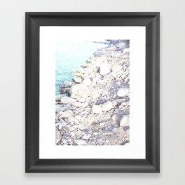 Remote Framed Art Print