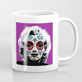 Marylin de los Muertos 4 Coffee Mug
