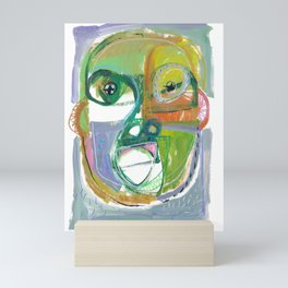 Section Head Mini Art Print