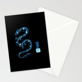Astral Cloud Serpent Stationery Cards