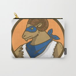 superhero capricorn Carry-All Pouch